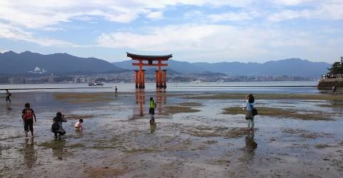 30−2厳島神社・大鳥居