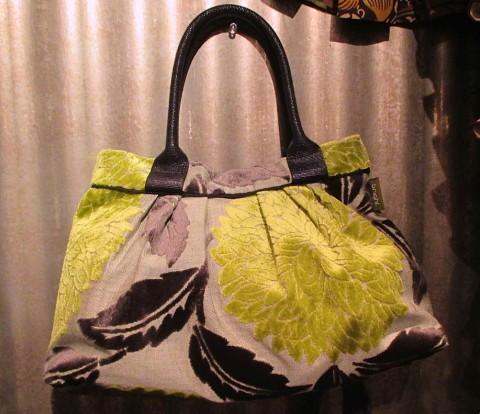 28サンダーソンの布バッグ
