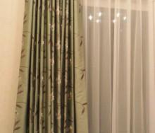リビングのカーテン