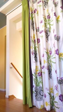28階段間仕切りカーテン5