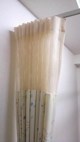 11病院用間仕切りカーテン2