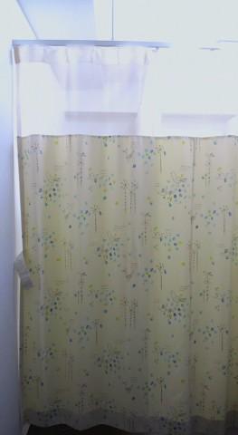 11病院用間仕切りカーテン3