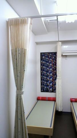 11病院用間仕切りカーテン5