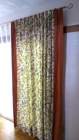 29モリスフルーツカーテン2