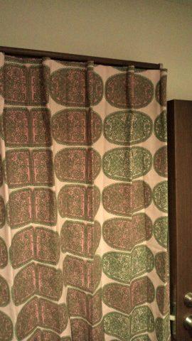 11マリメッコのカーテン2