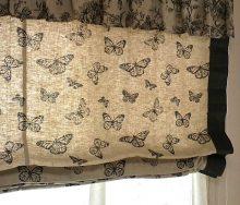 クラーク&クラークのカーテンスタイル