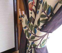モリスのカーテン 「ケルムスコットツリー/220327」