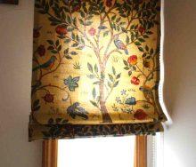 モリスのカーテン「ケルムスコットツリー/220328」