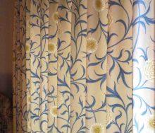 ウィリアムモリスのカーテン 「スクロール・220307」