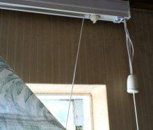 ローマンシェード ストッパー修理「トーソー パディナ」 オーダーカーテン・輸入壁紙のブライト