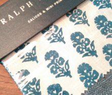 「ラルフ ローレン」 カーテン・椅子張り生地 オーダーカーテン・輸入壁紙のブライト