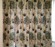 モリス カーテン「オーチャード/220306」 オーダーカーテン・輸入壁紙のブライト