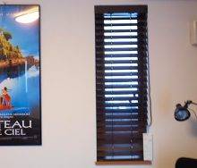 ナニック ウッドブラインド オーダーカーテン・輸入壁紙のブライト