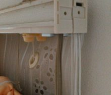 ローマンシェード ストッパー交換 輸入カーテン・輸入壁紙のブライト