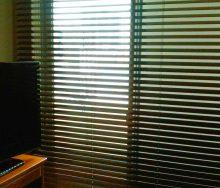 ナニック 「ナニックシリーズ・ウッドブラインド」 輸入カーテン・輸入壁紙のブライト
