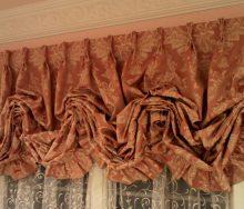 バルーンシェード 輸入カーテン・輸入壁紙のブライト