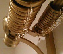装飾カーテンレール 「ウレス」 輸入オーダーカーテン・輸入壁紙のブライト