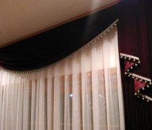 スワッグバランス 輸入オーダーカーテン・輸入壁紙のブライト