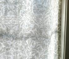 モリス 「ピュア エーコン」 カフェスタイル 輸入オーダーカーテン・輸入壁紙のブライト