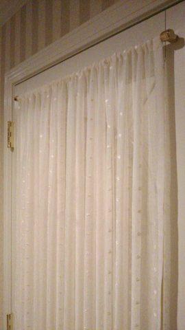 ドアカーテン4