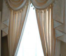 スワッグバランスのカーテンクリーニング カーテン・インテリアリフォームのブライト
