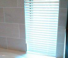 石貼り 浴室 ブラインド  オーダーカーテン・輸入壁紙のブライト