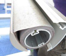 ハンターダグラス シルエットシェード 修理 オーダーカーテン・輸入壁紙のブライト
