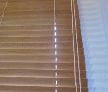 タチカワブラインド 木製ブラインド フォレティア 操作コード交換 オーダーカーテン・輸入壁紙のブライト