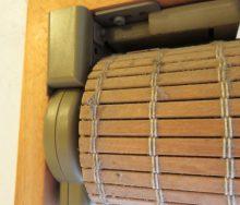 トーソー スダレロールクスリーン 操作コード切れ 修理 オーダーカーテン・輸入壁紙のブライト