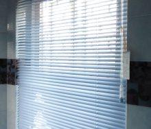 浴室窓 タチカワブラインド シルキーアクアRDS by interior styling of bright