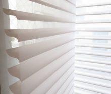 ハンターダグラス シルエットシェード L字窓 by interior styling of bright