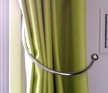 フジエテキスタイルのカーテン