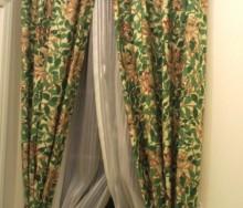 モリスのカーテン施工例