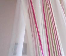 空間を仕切るカーテン