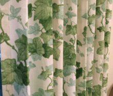 サンダーソンのカーテン 「Hedera/へデラ」 オーダーカーテン・輸入壁紙のブライト