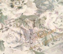サンダーソン「FABIENNE」プリント&エンブロイダリー オーダーカーテン・輸入壁紙のブライト