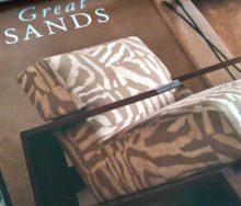 ラルフ ローレン 「GREAT SANDS」 オーダーカーテン・輸入壁紙のブライト