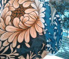 ウィリアムモリス ランプシェード「クリサンセマム」 オーダーカーテン・輸入壁紙のブライト