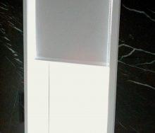 浴室窓 ロールスクリーン 輸入カーテン・輸入壁紙のブライト