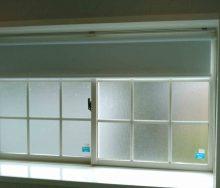 浴室 ロールスクリーン 輸入カーテン・輸入壁紙のブライト
