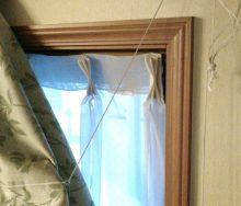 ローマンシェード メンテナンス 輸入オーダーカーテン・輸入壁紙のブライト