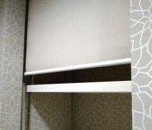 収納 ロールスクリーン 輸入オーダーカーテン・輸入壁紙のブライト