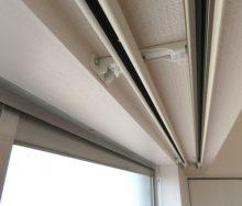 マンション窓の装飾カーテンレール 輸入オーダーカーテン・輸入壁紙のブライト