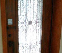 ドアカーテン カーテン・インテリアリフォームのブライト