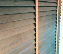 ナニックシリーズ ウッドブラインド クロステープ オーダーカーテン・輸入壁紙のブライト