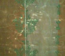 遮光裏地付きカーテンとレースカーテンのクリーニング オーダーカーテン・輸入壁紙のブライト