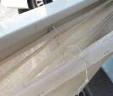 リリカラ プリーツスクリーン 修理 オーダーカーテン・輸入壁紙のブライト