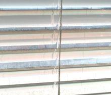 玄関高窓 タチカワブラインド パーフェクトシルキー by interior styling of bright